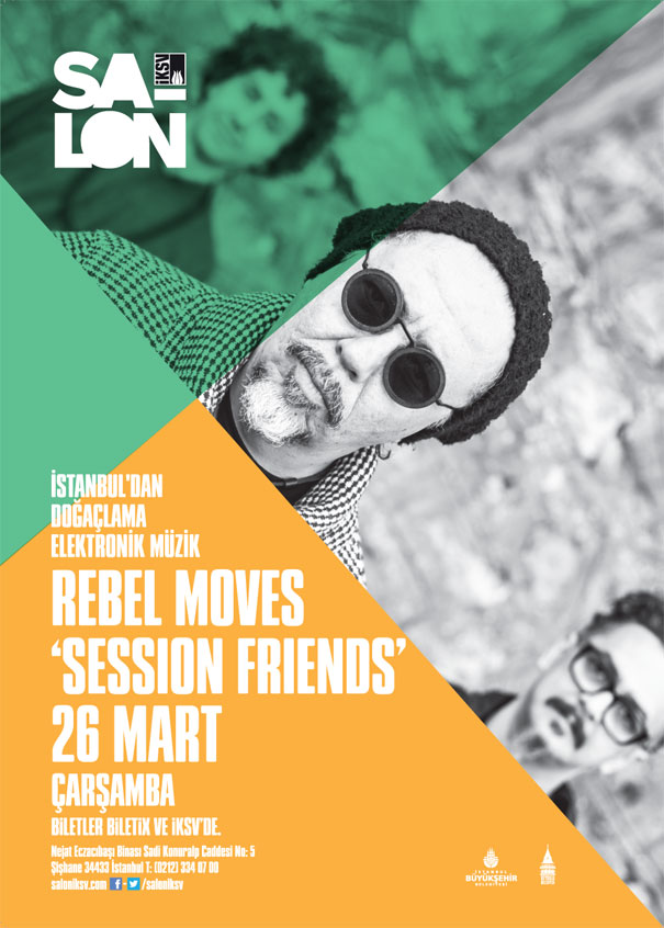 Rebel Moves @Salon IKSV